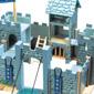 Le château fort modulable